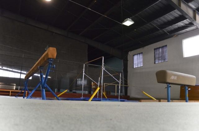 Área de gimnasia