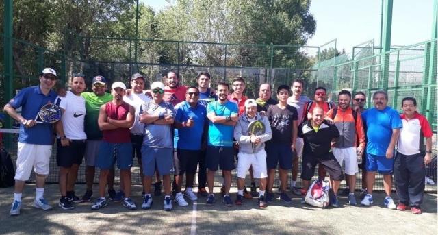 Dual Meet de Pádel Club Futurama vs Sportium Arboledas