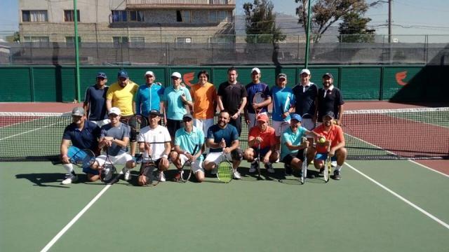 Felicitaciones participantes de Dual meet de Tenis Club Futurama Vs IPN