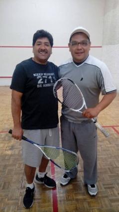 Felicitaciones participantes de Dual meet de Squash Club Futurama vs CENSODEP