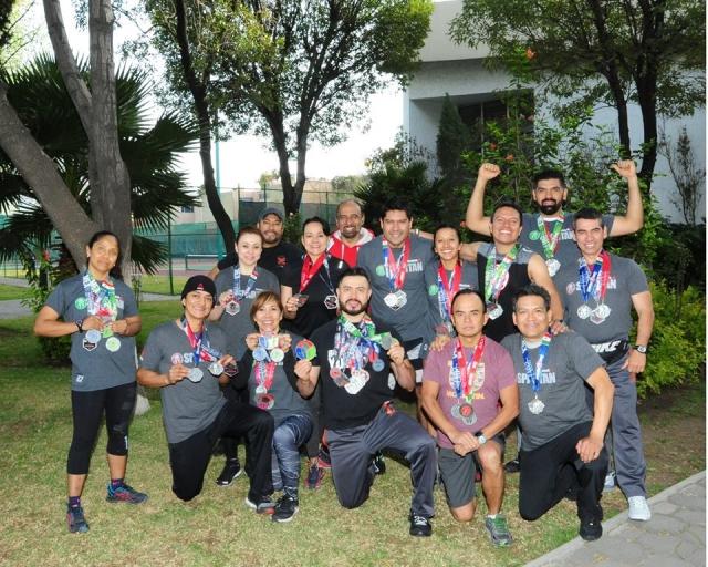 Felicitaciones a los integrantes del equipo de Futucross