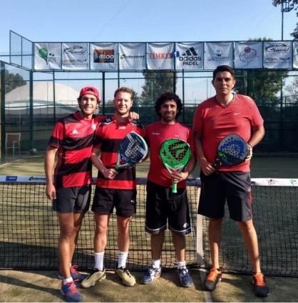 Felicitaciones por participar en el torneo de Pádel Nacional Club Lomas Sporting
