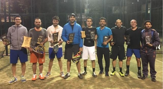 Felicitaciones por participar en el torneo de Padel equipos Universidad Anáhuac