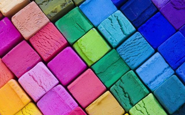 Plastilina colores y formas