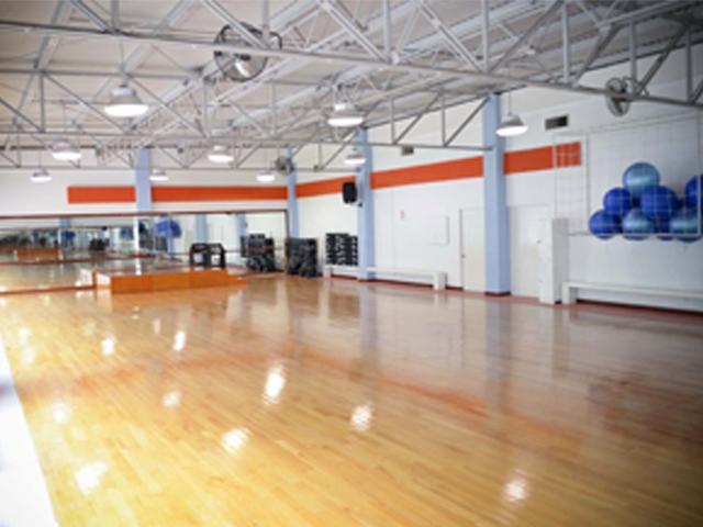 Salón de Fitness