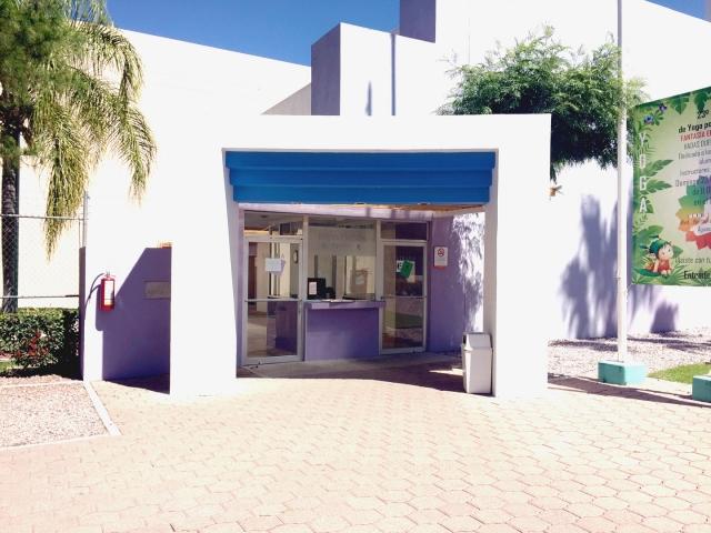 Acceso a Club Futurama Aguascalientes