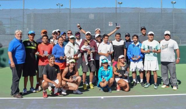 Torneo de Tenis por aniversario