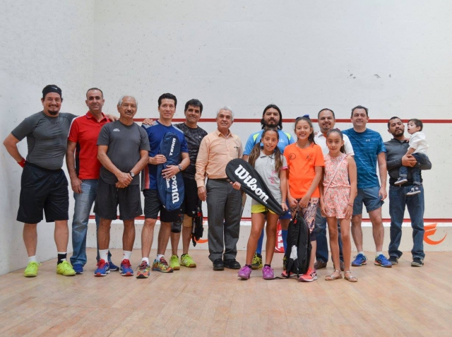 Torneo de Squash